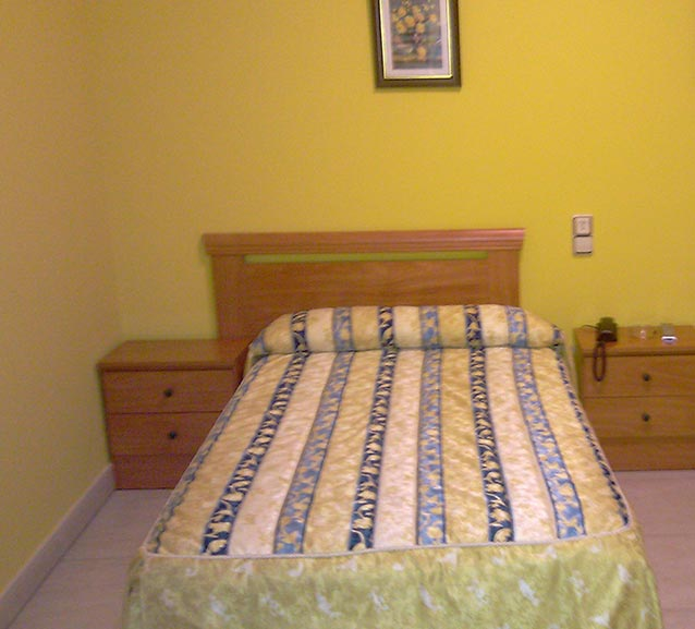 Doble cama matrimonio